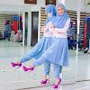 Tips Memadukan Hijab Dengan Busana Muslim