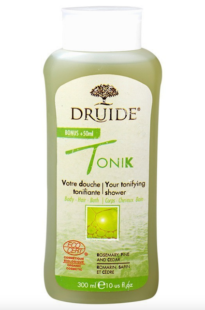 gel de douche Tonik Druide