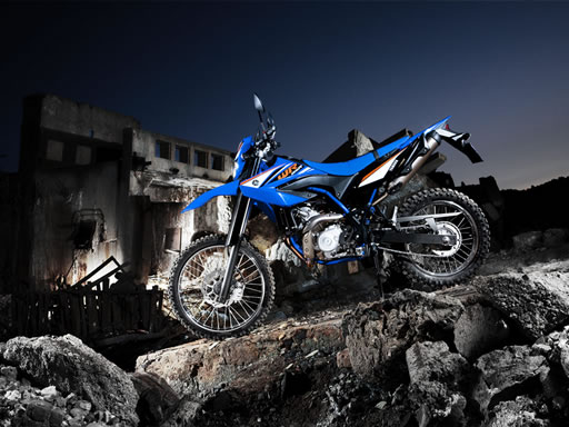 Speedy Bikes: Yamaha Wr125x
