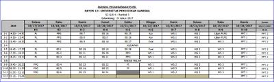 Jadwal Pelaksanaan PLPG SD Rayon 121 UNDIKSHA Tahap 4 Tahun 2017