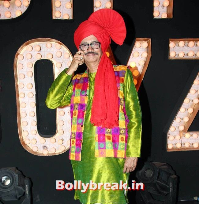 Dilip Prabhavalkar, Pooja Sawant at Poshter Boyz Song Shoot