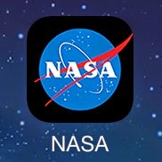 logo app nasa application review