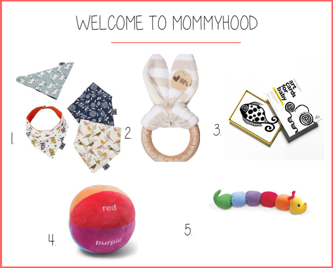 The Best Baby Gift Guide: What to Look for in Gifts for babies #babygifts, #montessori, #holidays, #giftsfornewbaby,