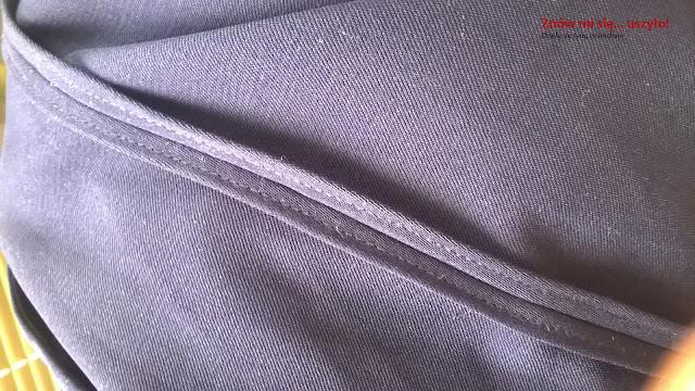 spódnica z półkola