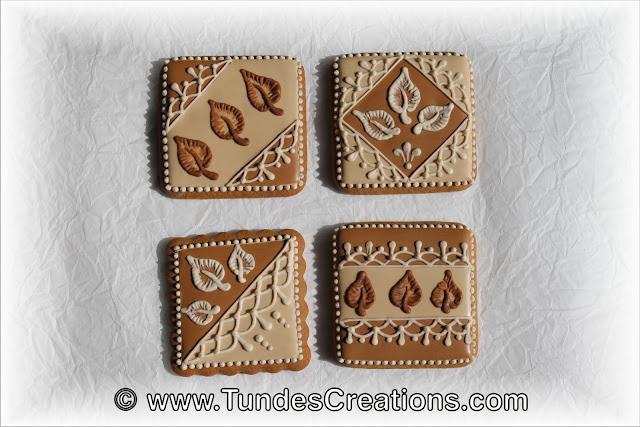 Fall cookies by Tunde Dugantsi