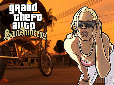 Download Game GTA San Andreas Full PC