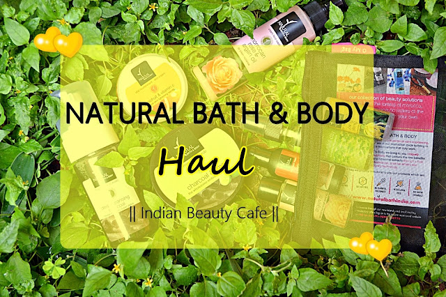 Natural Bath and Body Products, Price, Buy Online India