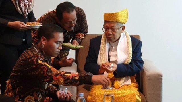 Debat Pilpres Jilid 3, Ma'ruf Amin Disarankan Lepas 'Jaket Ulama'