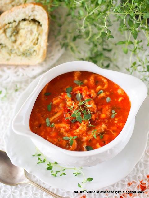flaki wolowe w pomidorach, zupa flakowa, flaczki w sosie pomidorowym, obiad, rozgrzewajace danie, podroby