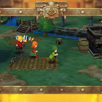 Nuevo tráiler de Dragon Quest VII para Nintendo 3DS
