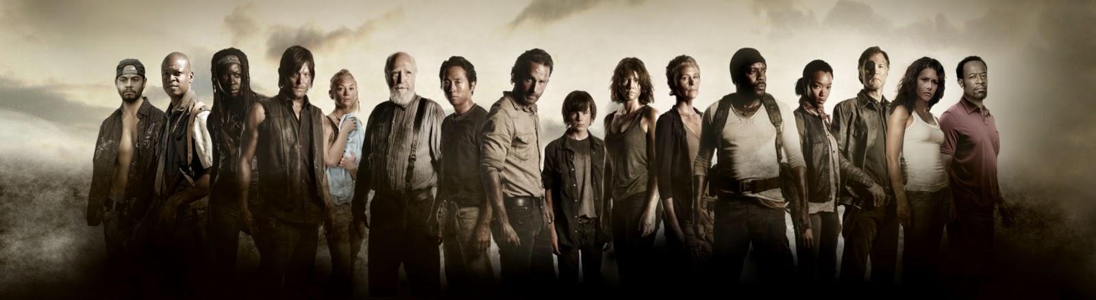 Walking Dead Season 4 Tv Series Wallpaper Eazy Wallpapers