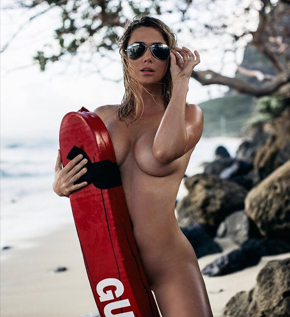 Naked lifeguard naked #8