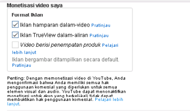 usaha sampingan YouTube