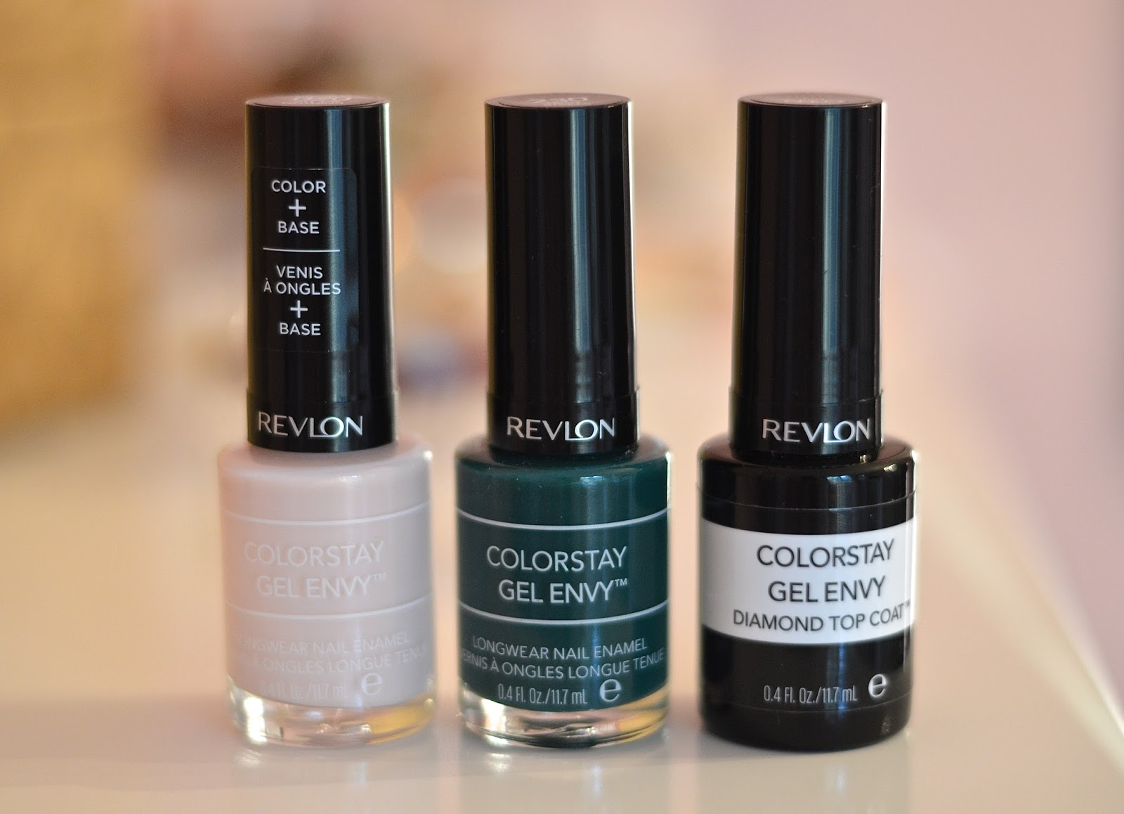 Review Revlon Colorstay Gel Envy Nail Polish Classically Contemporary