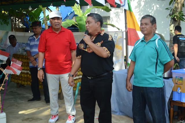 Sambutan dari Bapak Walikota