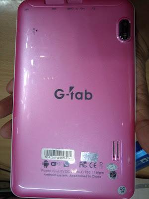 GsmUpdateFlashFile : GTAB P709 FLASH FILE