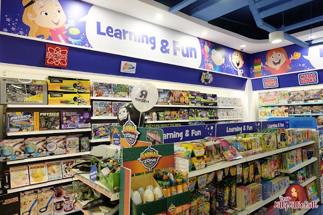 Toys R Us Uptown Mall Now Open Dear Kitty Kittie Kath