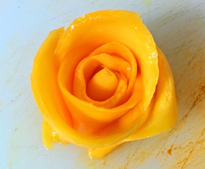Rose de mangue