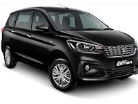 Inilah Harga dan Spesifikasi All New Suzuki Ertiga 2018