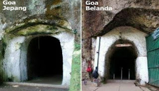goa jepang dan Goa belanda