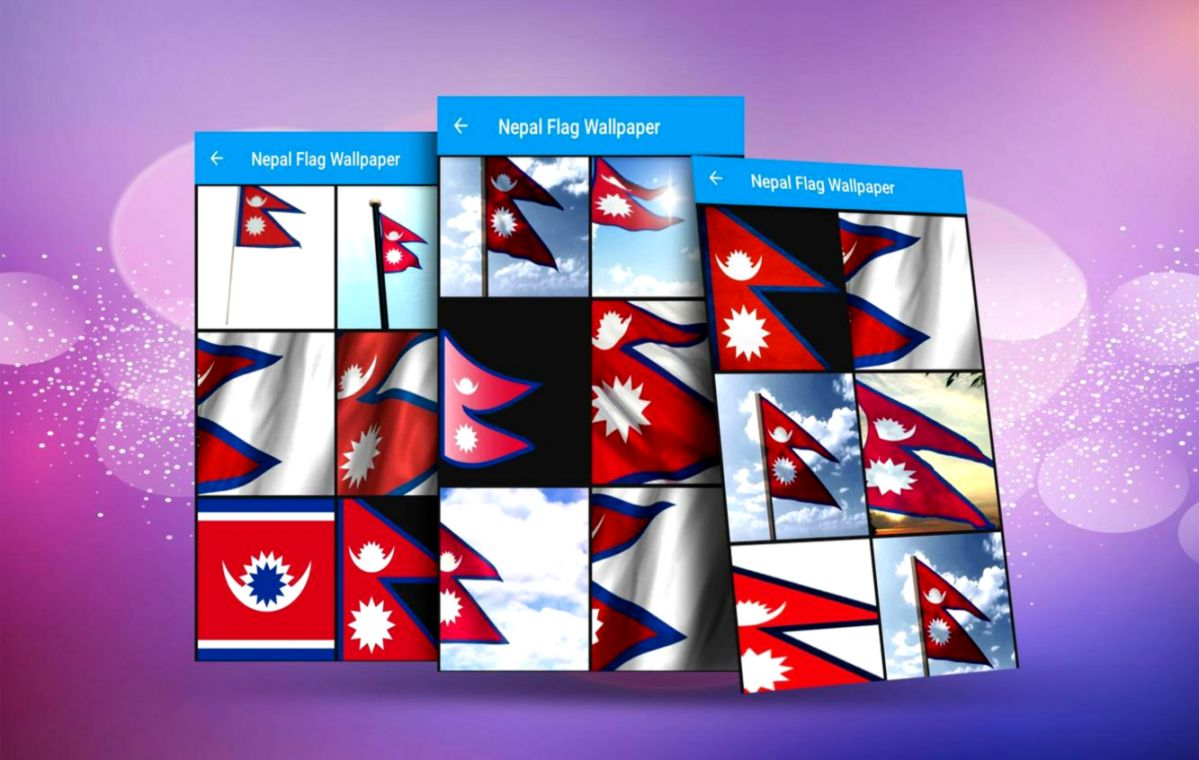 Nepal Countries Flag Wallpaper | Info Wallpapers