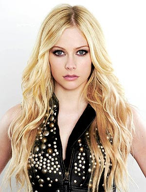 Avril Lavigne is an American very popular model and singer