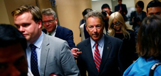 Rand Paul's Neighbors Blast Attacker: 'Absolutely No Justification For Dr. Boucher's Behavior'
