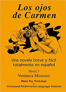 Los ojos de Carmen    by Verónica Moscoso; edited by Blaine Ray and Contee Seely