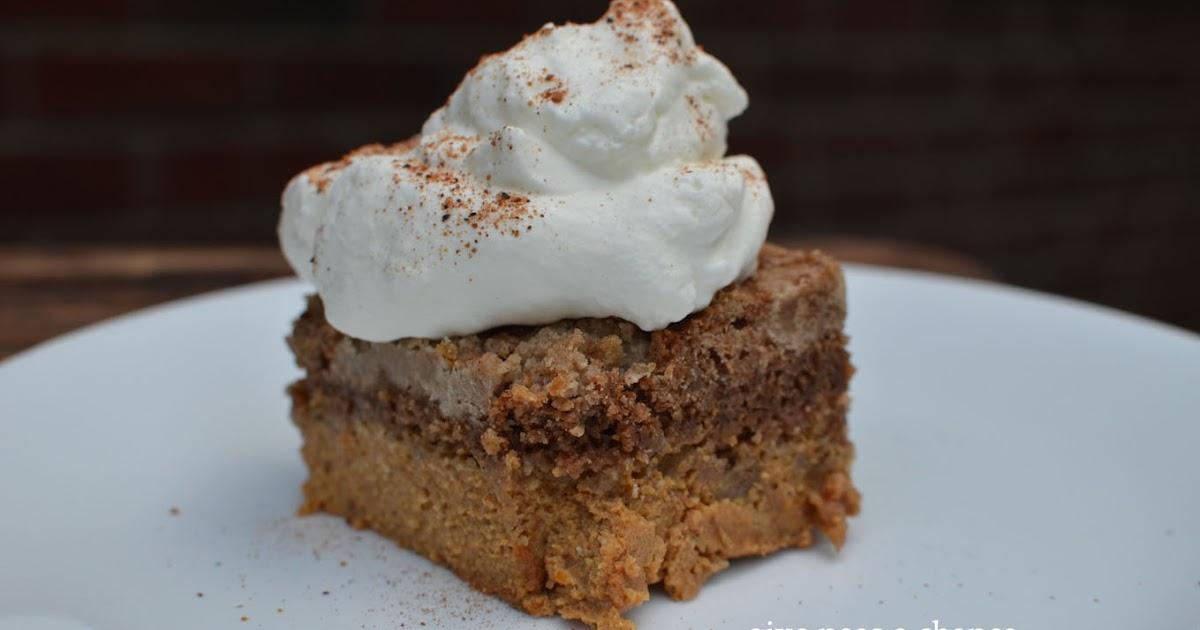 Give Peas a Chance: GPAC Pumpkin Cream Cheese Spice Cake