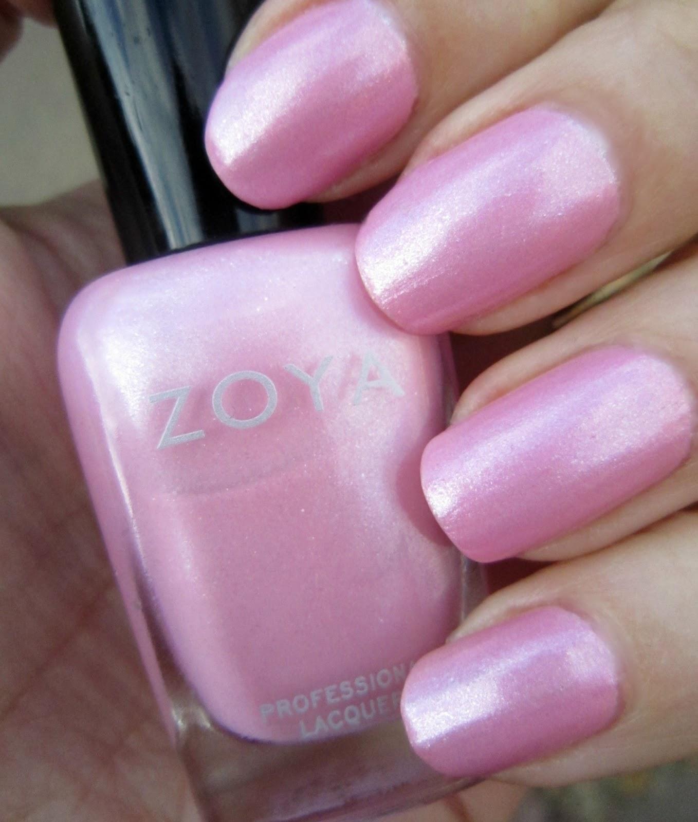 Concrete and Nail Polish: Zoya Gie Gie