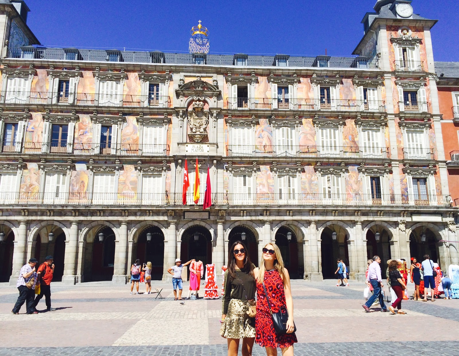 Plaza Mayor Madrid - Hotspot