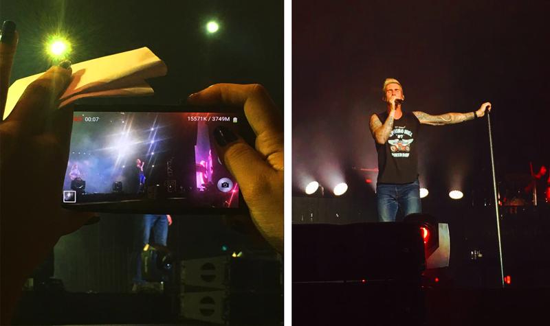 Maroon 5 V Tour Brasil Brazil Salvador Experiência Relato Fotos Stephanie Vasques Não é Berlim naoeberlim