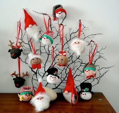 Arbol de Navidad de Amigurimis