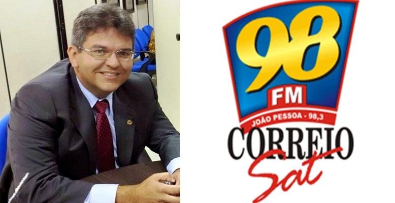 46e2a26bc0ff4 A Rádio Correio 98 FM, Rede Correio Sat , dando continuidade a uma série de  entrevistas com os prefeitos eleitos nas 30 maiores cidades do estado, ...