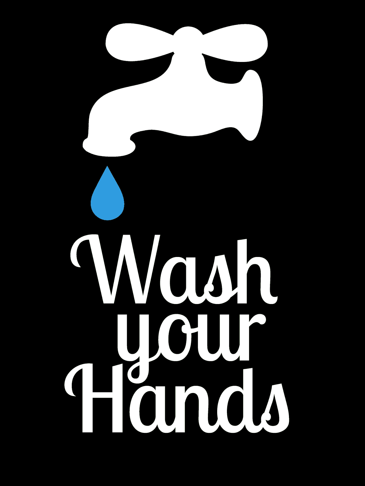Wash Your Hands Printable
