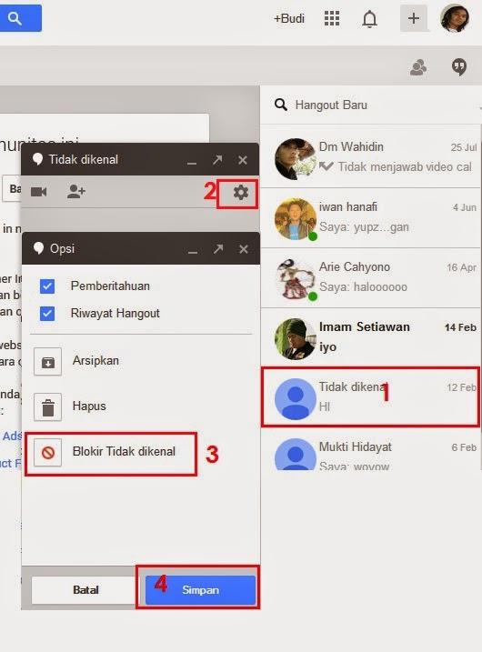 Cara Memblokir Teman di Google+