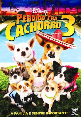 Perdido Pra Cachorro 3 - DVDRip Dual Áudio