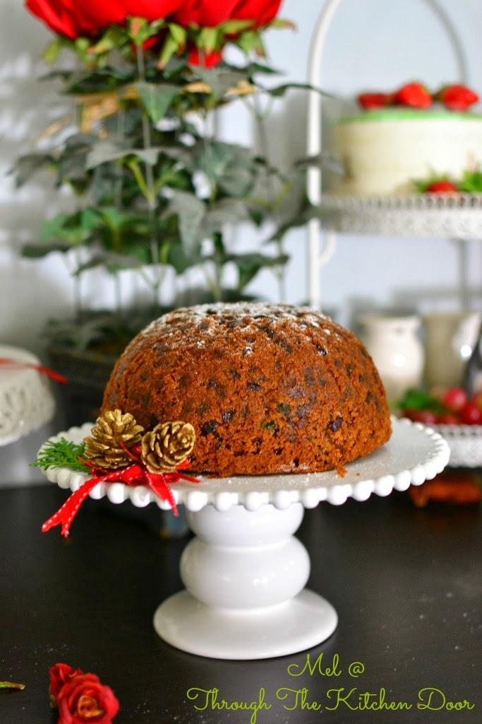 Boozy Fruit Cake Recipe