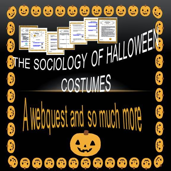The Sociology of Halloween Costumes
