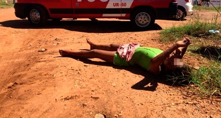 Mulher é agredida a paulada - Imagem ilustrativa – Foto: Reprodução