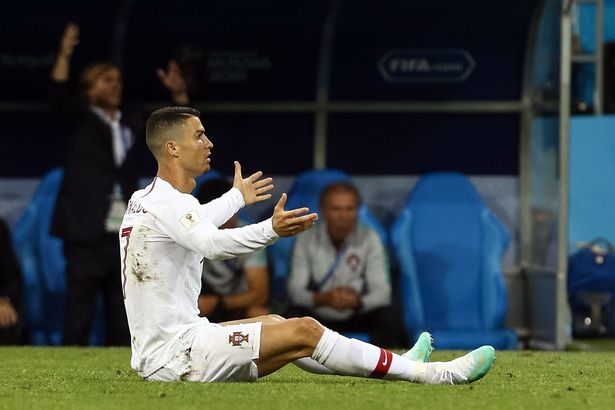 BREAKING: Cristiano Ronaldo's World Cup 2018 dream over as Portugal are eliminated by Uruguay
