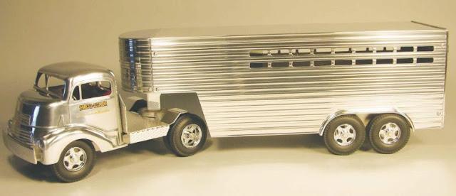 miniatur truk tronton