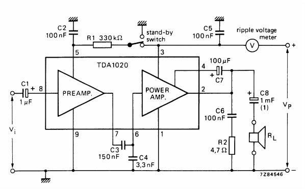 amplifiercircuits com  2  u03a9