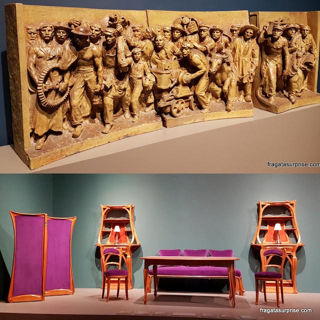 Nashville: Exposição no Frist Art Museum (Museu de Arte Frist)