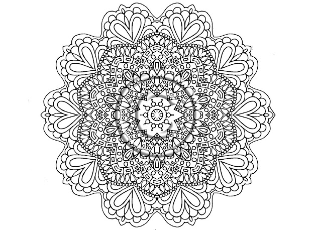 Psychedelic Coloring Pages  Printable Colouring Pages