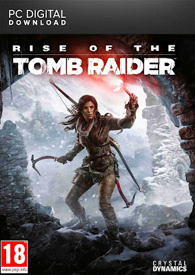 Rise of the Tomb Raider Dublado PT-BR + CRACK PC Torrent (2016)