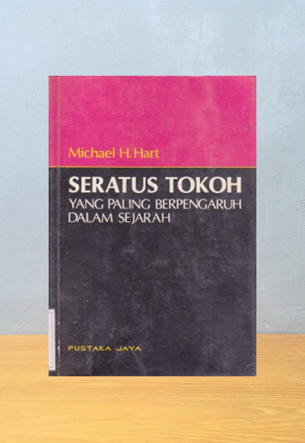 SERATUS TOKOH YANG PALING BERPENGARUH DALAM SEJARAH DUNIA, Michael Hart