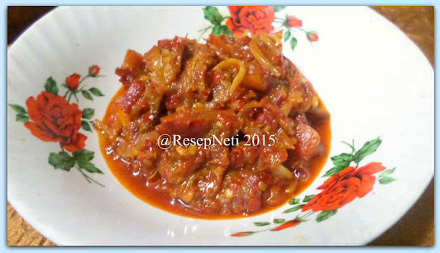 Spicy Tomato sauce recipe at kusNeti kitchen 2015