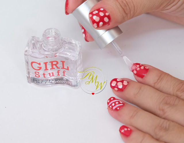 a photo of Nail Art Design Dots