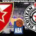ABA Liga /Večiti derbi/ Crvena zvezda - Partizan UŽIVO PRENOSI ONLINE [ARENASPORT 29.01.2018. 21:00]